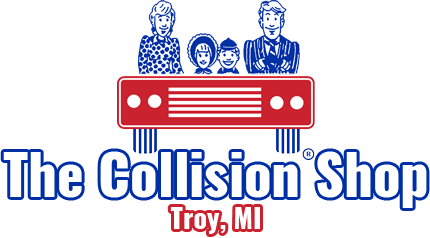 The Collision Shop Troy - logo